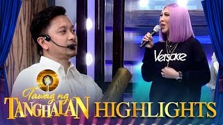 Jhong Hilario talks about his lucky color. Subscribe to ABS-CBN Ent...