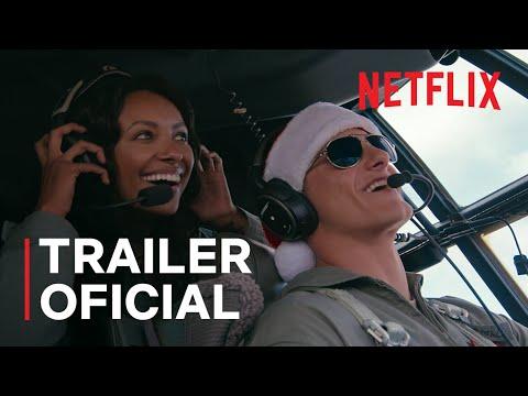 Missão Presente de Natal   Trailer oficial   Netflix