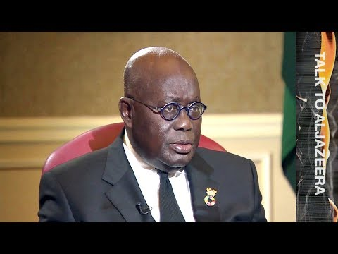 Akufo-Addo: Africa's march