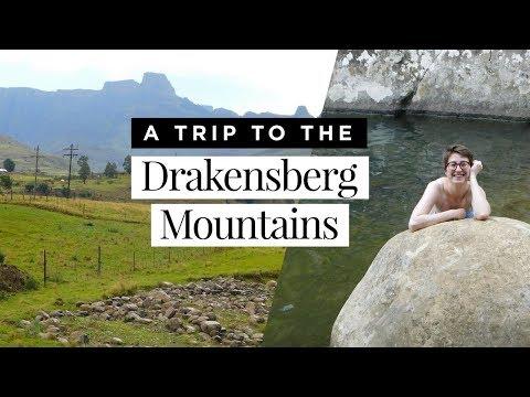 South Africa travel vlog 🇿🇦 Drakensberg Mountains