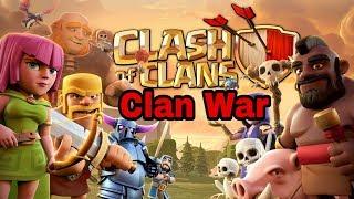 lets do clan war