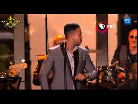 Romeo Santos's Performance at The White House