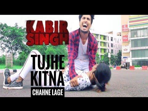 Tujhe Kitna Chahne Lage Hum |Heart Touching Love Story ||  Arijit Singh ||