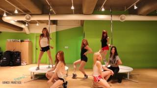 AFTER SCHOOL The 6th maxi single 'First Love' dance practice and th...