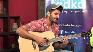 Singer Gajendra Verma live jamming Tera Ghata, Mann Mera and Milo na Tum songs