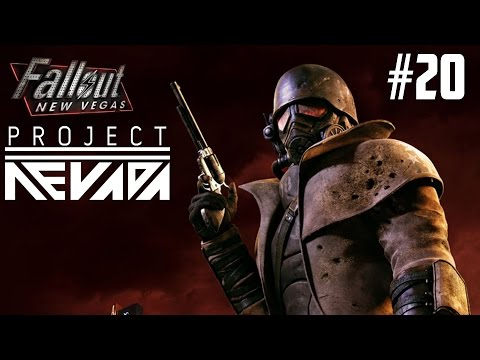Fallout New Vegas/ Project Nevada - Silent Killer!