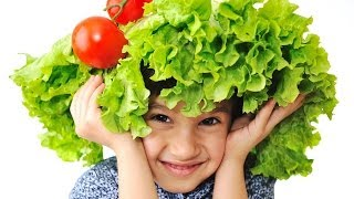Healthy Eating Tips for Kids: Creative Ideas Leads Children to Healthy Food