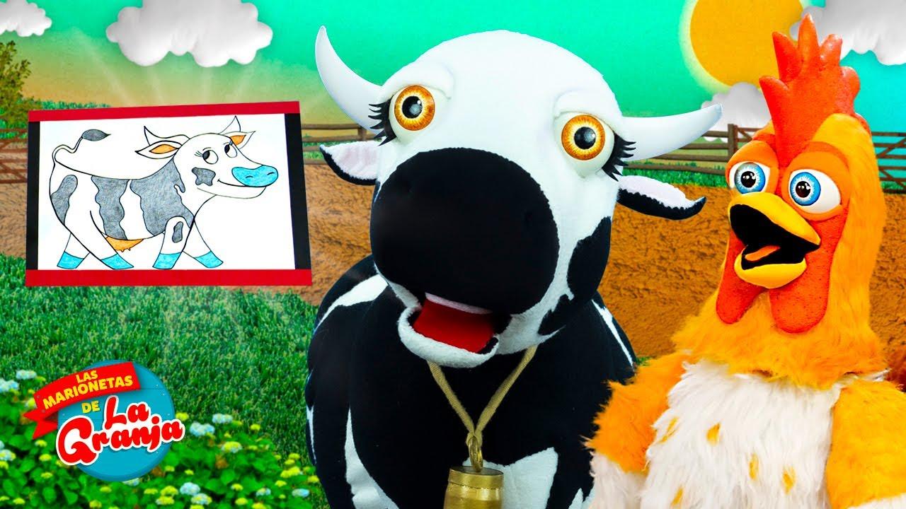 La Vaca Lola y Bartolito - Las Marionetas de La Granja | La Granja de Zenón