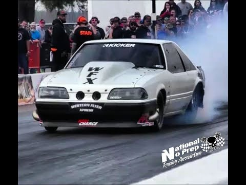 Death Trap Chuck vs Track Doe at Galot No Prep Kings Filming