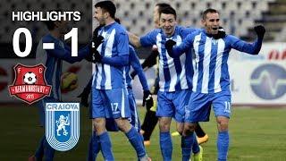 Rezumat: FC Hermannstadt - U Craiova 0 - 1 Liga 1 Etapa 24 Sezon 2018-2019