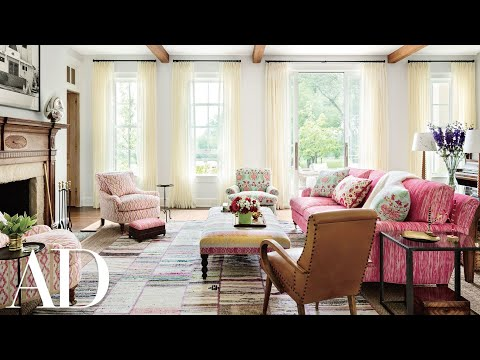 How to Update Your Living Room in 3 Easy Steps | Interior Design Tips | Architectural Digest