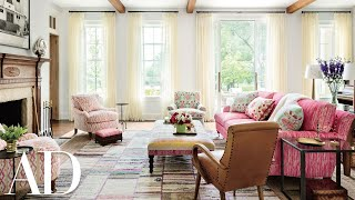 How to Update Your Living Room in 3 Easy Steps With Rita Konig | Architectural Digest