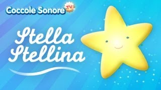 Stella Stellina Italian Songs for children by Coccole Sonore
