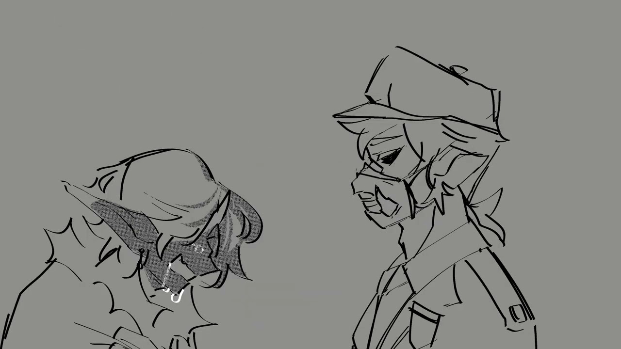 tommy why did u stream in the middle of me making an animatic   dsmp wip