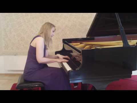 Debussy - Préludes II - Ondine - Lydia Maria Bader