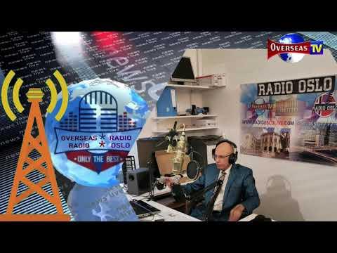OVERSEAS RADIO AND RADIO OSLO LAUNCHED BY OVERSEAS TV