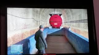 Gta 5 tren patlatmak ( hılesız modsuz ) w/OYUNKRALI