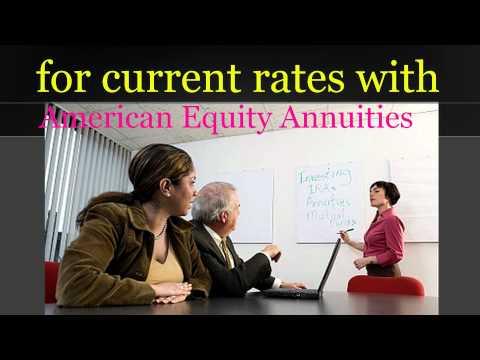 American Equity Annuities 1.888.947.2660