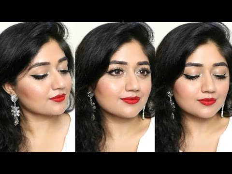 Party Makeup Tutorial For Soft Skin