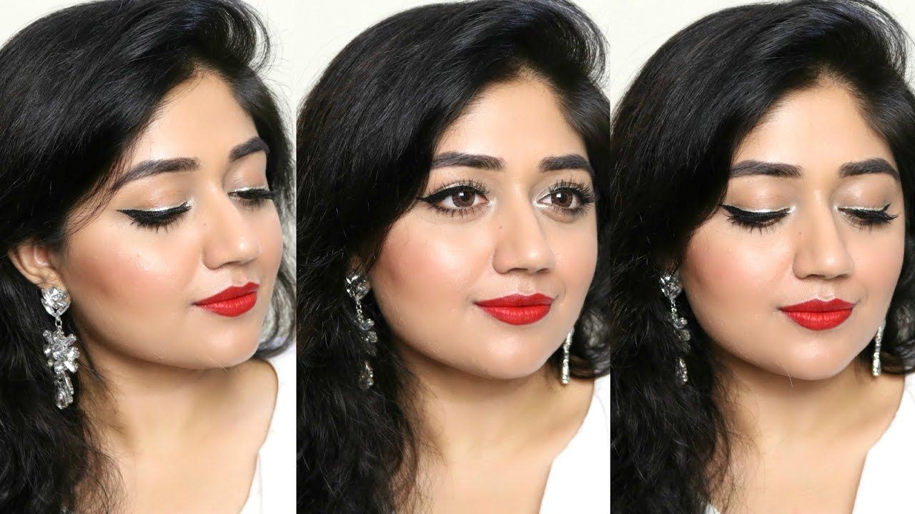 Birthday Party Makeup Indian Saubhaya