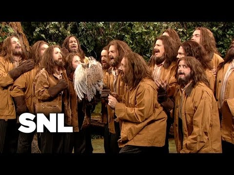 The Falconer: Time Travel - Saturday Night Live |