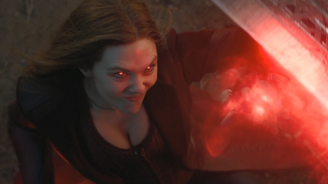 Elizabeth Olsen Says Scarlet Witch Could've Stopped Thanos In Avengers: Endgame