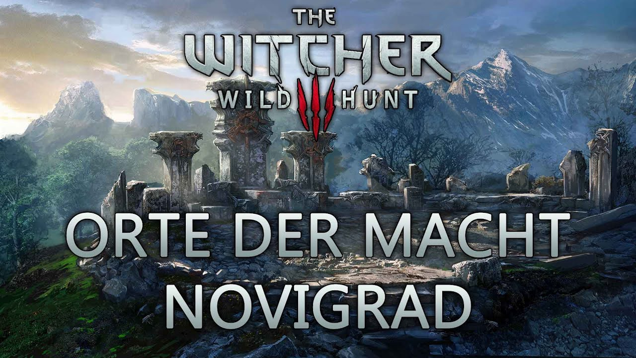 Witcher 3 Orte Der Macht Novigrad