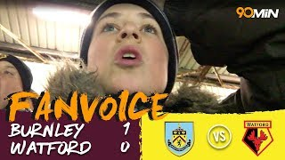 Burnley 1-0 Watford | Arfield's goal secure a win for Burnley vs Watford! | FanVoice