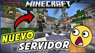 Nuevo y Fabuloso Servidor de Minijuegos! Para Minecraft 1.2 Team Skywars~TnT Run~Lucky Island y más!