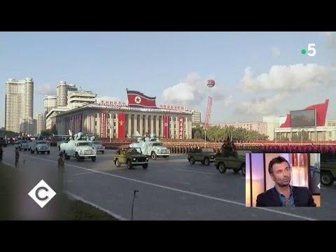 Kim Jong-Un, le documentaire choc - C à Vous - 16/02/2018