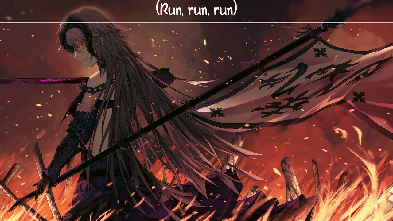 Download Nightcore - Run Like A Rebel (The Score) - Lyrics