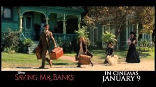 Disney's Saving Mr Banks | Save Spot | On Blu-ray, DVD and Digital HD NOW