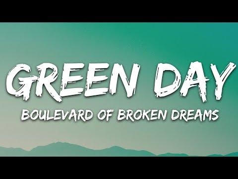 Green Day - Boulevard Of Broken Dreams (Lyrics)