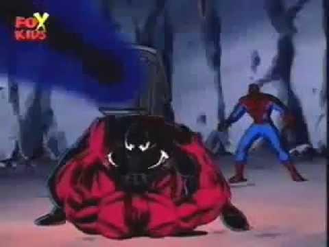 spidey meet carnage part 2