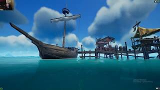 Sea of Thieves Shrouded Spoils Live Play Gilded Gifts