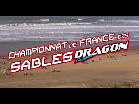 Hossegor Ronde des Sables 2015 - Championnat de France Drag'on
