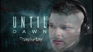 Until Dawn Прохождение PS4 Обзор Игры На русском! Дожить До Рассвета любой ценой! #6