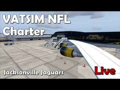 nfl-charter-kjax---kpit-(jacksonville,-fl-to-pittsburgh,-pa)-(vatsim)