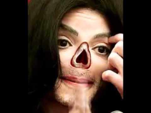 Michael Jacksons Nase