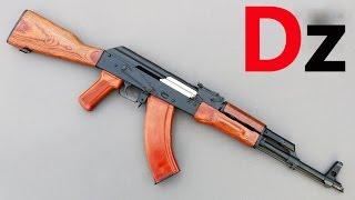 видео Автомат Калашникова: Интересные факты про АК-47