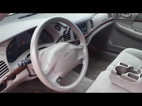 Quick Startup: 2004 Chevrolet Impala