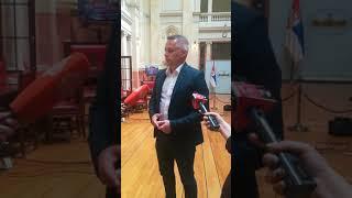 "Igor Jurić o glasanju za ""Tijanin zakon"""