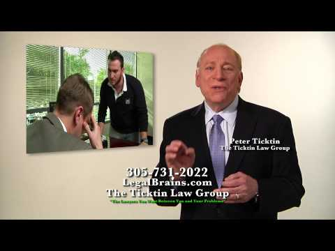 Time to Call Ticktin | Employment Law | Miami