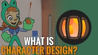 What is Character Design?