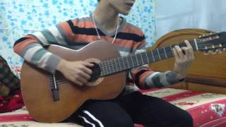 Lời yêu đó - guitar cover Leo Thịnh