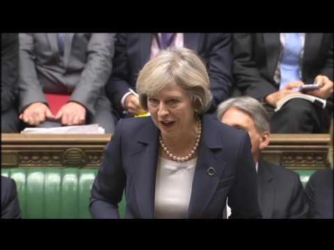 Prime Minister's Questions: 23 November 2016
