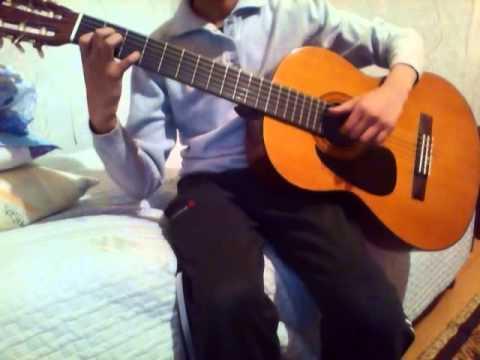 Козымнын Карасы-Kozimnin Karasi-На Гитаре-Guitar