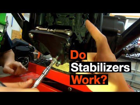 How To: Install True Track Engine Stabilizer (Dyna Forward Mount)