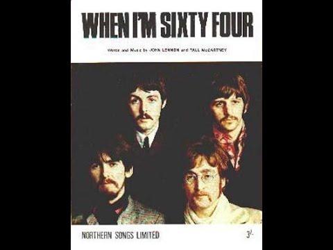 ♪♫ Paul McCartney - When I´m Sixty Four / cover by Freddy MaCcrey