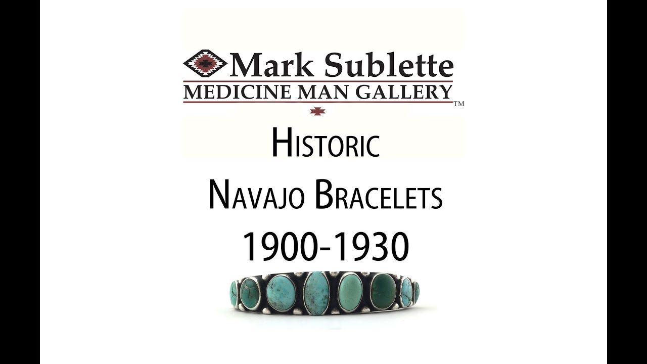 Native American Turquoise Old Pawn Jewelry: How to Identify Antique Navajo  Bracelets from 1900-1930